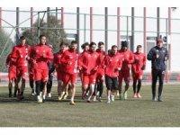 Eskişehirspor Altınordu maçının hazırlıklarını tamamladı