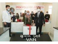 Van'da yöresel yemek yarışması