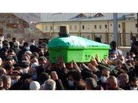 Sivas'ın sevilen dedesi son yolculuğuna uğurlandı