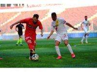 Süper Lig: Gaziantep FK: 2 - Yeni Malatyaspor: 2 (Maç sonucu)