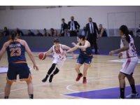 Kadınlar Basketbol Süper Ligi: Elazığ İl Özel İdare: 73 - ÇBK Mersin Yenişehir Belediyesi: 92