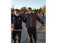 İstanbul'dan uyuşturucu getirirken yakalanan şahıs tutuklandı