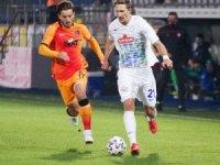 Süper Lig: Çaykur Rizespor: 0 - Galatasaray: 0 (Maç devam ediyor)