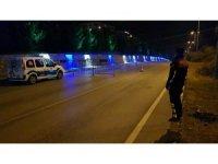 Kısıtlama başladı, cadde ve sokaklarda sessizlik hakim