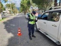 Balıkesir'de trafik kurallarını ihlal eden sürücülere 140 bin lira ceza