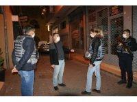 Sokağa çıkma kısıtlamasıyla Diyarbakır'da sokaklar boş kaldı, denetimler başladı
