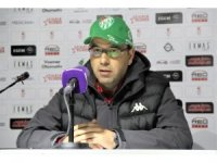 Altay-Bursaspor maçının ardından