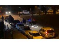 Kısıtlama saatlerinde sokakta tartıştılar: 5 gözaltı