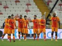Galatasaray deplasmanda bir başka
