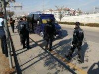 Ankara'da toplu taşıma araçlarına korona virüs denetimi