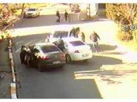 Sultanbeyli'de suç makinesinin yakalanma anı kamerada