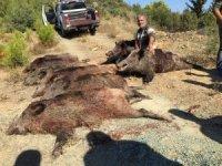 Bölgenin en meşhur avcısı elim bir av kazasında hayatını kaybetti