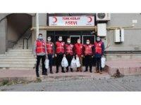 Türk Kızılay'ın 'İyilik Serüveni' Edirne'ye uzandı