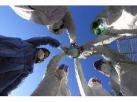 Fotono21 Fotoğraf Derneği, fotoğraflarla korona virüse dikkat çekti