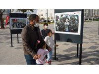 Başakşehir'in kalbi Filistin için attı