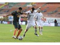 Süper Lig: Aytemiz Alanyaspor: 1 - Konyaspor: 0 (Maç sonucu)