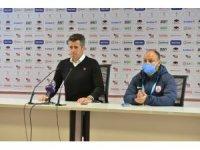 """Altınordu Teknik Direktörü Hüseyin Eroğlu: """"İki haftadır güzel skorlar alıyoruz"""""""