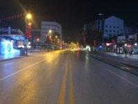 Malatya'da sokağa çıkma kısıtlaması başladı