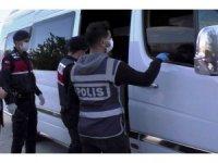 1440 personel denetime katıldı, 44 bin lira ceza kesildi