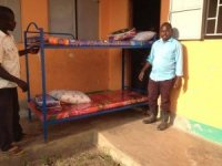 Türkiye'den Uganda'daki Kur'an okuluna kış yardımı