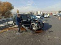 Başkent'te trafik kazası: 8 yaralı