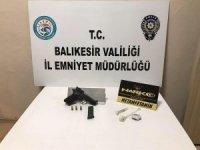 Balıkesir'de 57 uyuşturucu şüphelisi yakalandı