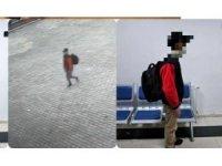 Okuldan klima malzemelerini çalan hırsız yakalandı