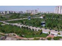 Şahinbey'de yeşil alan son 11 yılda 12 milyon metrekareye çıktı