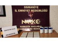 Osmaniye'de sokak satıcılarına operasyon: 17 tutuklu
