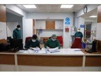 Samsun'da yoğun bakım doluluk oranı her geçen gün artıyor