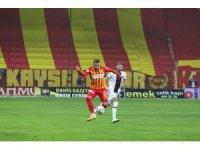 Hes Kablo Kayserispor: 0 - Fatih Karagümrük: 0 (İlk yarı)