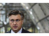 Hırvatistan Başbakanı Plenkovic'in Covid-19 testi pozitif çıktı