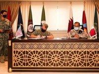 Katar ile ABD arasında askeri deniz anlaşması imzalandı