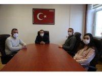 ASÜ'de yabancı dil hazırlık eğitimi sorunsuz devam ediyor