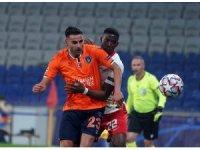 UEFA Şampiyonlar Ligi: Medipol Başakşehir: 0 - RB Leipzig: 0 (Maç devam ediyor)