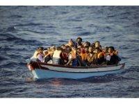 Bu sene 112 binin üzerinde düzensiz göçmen yakalandı