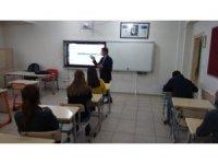 """Tunceli'de """"Okullar Arası Seviye Farkının Azaltılması"""" projesi"""