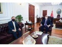 AK Parti Milletvekili Öztürk'ten Giresun'a yeni Adalet Sarayı müjdesi