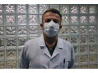 Malatya'da Covid-19 aşısı gönüllü vatandaşlara yapılmaya başlandı