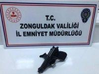 Mahallede ateşli silah kullanan şahıs yakalandı
