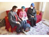 Başkan Beyoğlu'ndan Engelliler Gününde anlamlı ziyaret