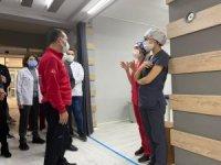 Fizik Tedavi ve Rehabilitasyon Merkezleri birleştirilerek yeni yerine taşındı