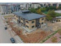 Kilis'te Taziye evleri inşaatları yükseliyor