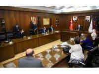 Aydınlı engelli dernekleri temsilcileri, Vali Aksoy'u ziyaret etti