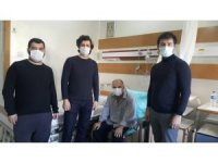 Kalp krizi geçiren hasta acil müdahale ile hayata tutundu