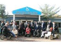 Silvan'da Engelliler Günü etkinliği