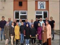 Tosya'da öğretmenler engelliler günü için farkındalık videosu çekti