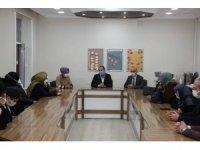 Niğde Belediye Başkanı Özdemir'den Filyasyon Ekiplerine Moral Ziyareti