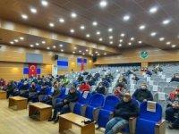 Cumayeri Belediyesi çalışanlarına korona virüs testi