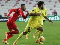 UEFA Avrupa Ligi: Sivasspor: 0 - Villarreal: 0 (Maç devam ediyor)